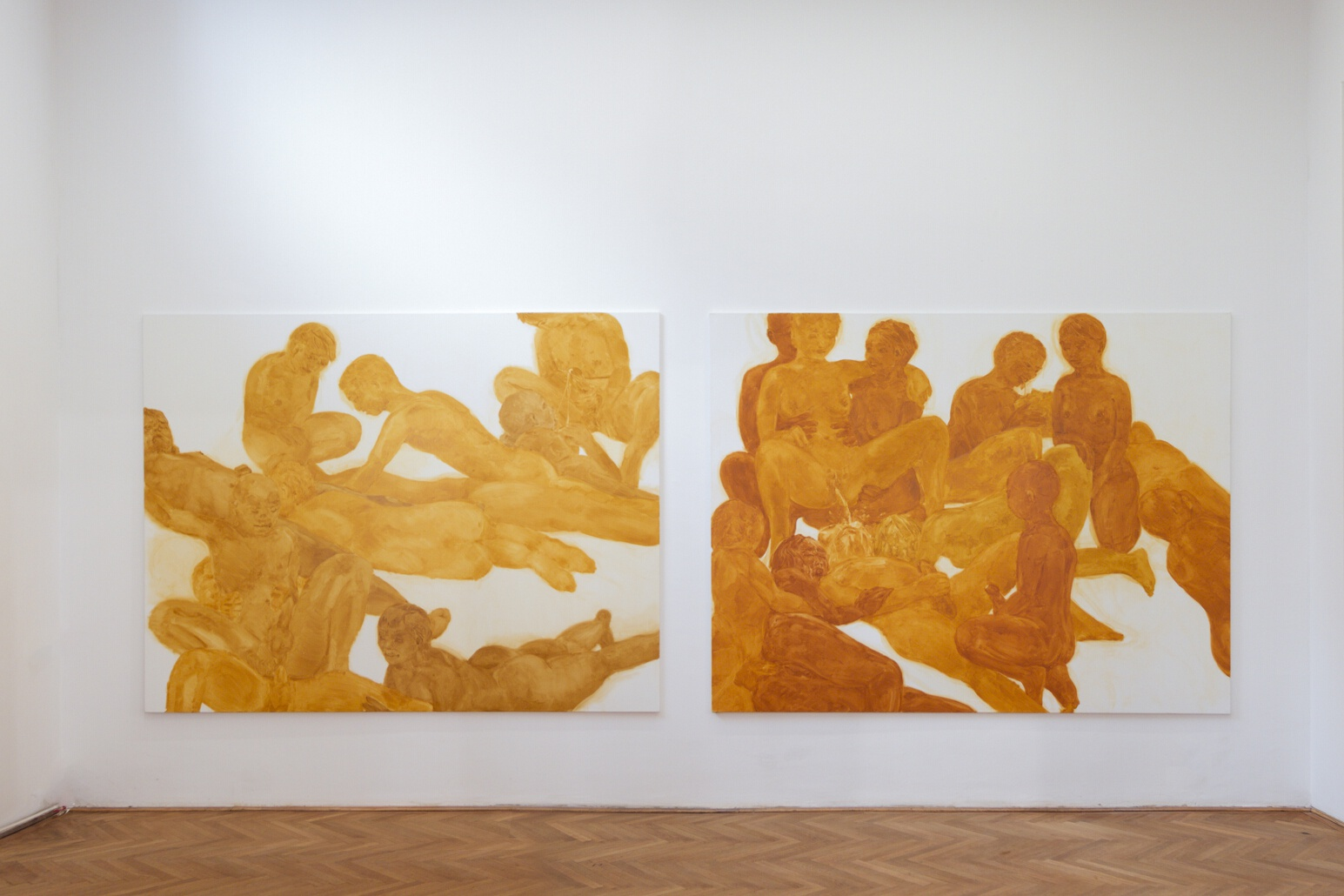 Gatherings at Galeria Nicodim 2015