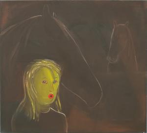 In the barn (II)